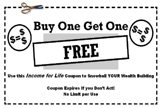 John Astor Buy One Get One Free